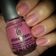 China Glaze Sea Goddess - Wish on a Starfish