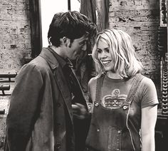 """One of the sweetest moments between Ten and Rose because she's so excited and he's just like """"You're so cute :)"""" lol"""