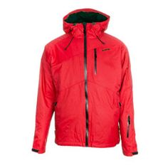 Skogstad Men's Krune 2-Layer Technical Jacket - Signal Red - 30% OFF! The Men's Krune 2-Layer Technical Jacket is one of Skogstad's most versatile items of clothing. Using tried-and-tested materials and implementing the most useful snowsporting features such as snow cuffs, snow skirt and breathing pockets, it keeps the weather out and the warmth in.  Our Price £104.00 SRP £149.00