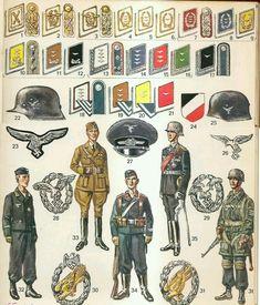 Military Police, Military Art, Military Uniforms, Army Uniform, German Police, German Army, Luftwaffe, Evo, German Soldiers Ww2