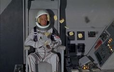 The Reluctant Astronaut, Don Knotts