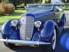 1936 Howard Hughes Lincoln Aero-Mobile Appraised for $4,000,000.00