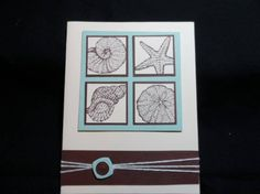 By the Sea by lisacurcio2001 - Cards and Paper Crafts at Splitcoaststampers