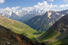 Northen Caucasus