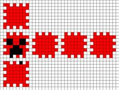 I will show you how to build your very own beloved creeper from Minecraft, using Perler Beads.