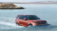 For its fifth generation, Land Rover returns off-road capability to the Discovery