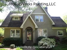 20 best brick ranch exterior paint colors images on benjamin moore house paint simulator id=82317