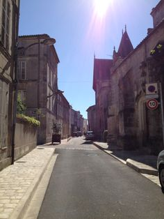 Jarnac, Poitou-Charente, France