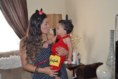 Mickey Mouse Clubhouse 1st Birthday Party!