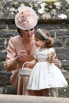 Charlotte Looking Downright Adorable - can't help but imagine how happy Diana would be with her daughter-in-las and granddaughter