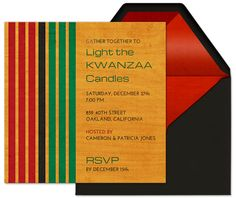 Kwanzaa newbie? Our party guide explains the holiday's traditions, symbols and celebrations.