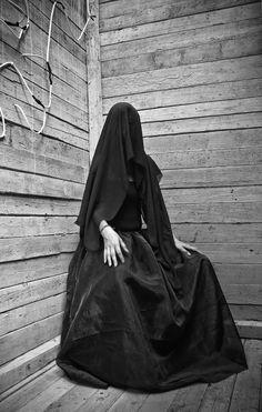Fayrouz     Hiding from the chaos.