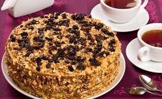 """Торт """"Живоглот"""" » Кулинарные рецепты"""