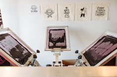 A one- day event celebrating tattoo culture, illustration, and print & craft! Custom Items, Screen Printing, Badge, Gallery Wall, Events, Culture, Ink, Tattoo, Illustration