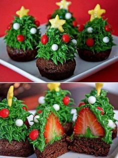 Christmas baking ideas for kids.