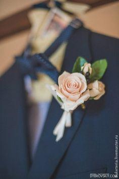Бутоньерка - бутоньерка,свадьба,свадебные аксессуары,бутоньерка для жениха