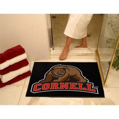 Cornell Big Red NCAA All-Star Floor Mat (34x45)