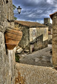 Medieval village of Sortelha in central Portugal Places In Portugal, Visit Portugal, Portugal Travel, Spain And Portugal, Places Around The World, Around The Worlds, Medieval Village, Portugal Holidays, Portuguese Culture