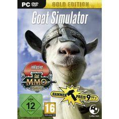Goat Simulator - Ziegen-Simulator  Gold Edition  PC in Actionspiele FSK 12, Spiele und Games in Online Shop http://Spiel.Zone
