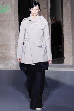 Jacket! // Rick Owens Fall 2016 Menswear Fashion Show