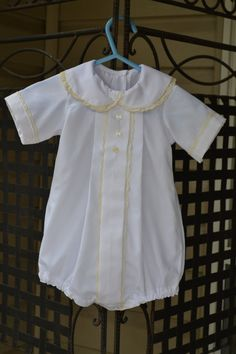 The Cheapest Price Nwt White Heirloom Bubble Tucks Embroidery Lace Special Occasions Holidays Rich And Magnificent Baby & Toddler Clothing Girls' Clothing (newborn-5t)