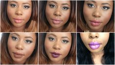 Inglot // Lip Palette and AMC Lipgloss in 541 - Discoveries Of Self