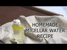 Micellar water is an amazing skin care product that helps deeply cleanse pores, remove makeup and refresh your skin all at once! Micellar water is an amazing multipurpose invention that… Rose Water Hair, Homemade Hair Growth Oil, Homemade Rose Water, Aloe On Face, Makeup Spray, Skin Gel, Natural Sunscreen, Micellar Water, Water Recipes