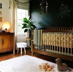 Dark neutral nursery