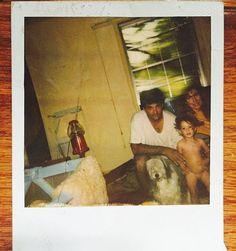 Throwback to my first Polaroid  #tbt #throwbackthursday #polaroid #film