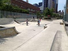 Skate Park, Sidewalk, Exterior, Community, Urban, Skateboarding, City, York, Google Search