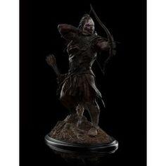 Herr der Ringe Die Gefährten Statue 1/6 Lurtz 39 cm