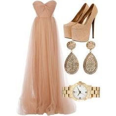 #Evening #Dress  It reminds me of the dress Jennifer Lopez wore in Maid in Manhattan