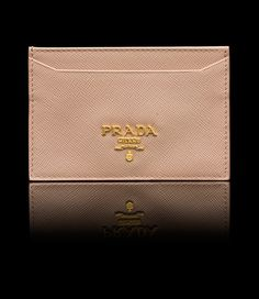 prada inspired card case