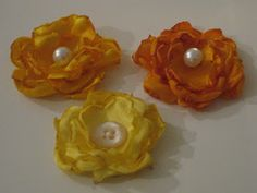 How to... make Organza flowers - Red Ted Art's Blog