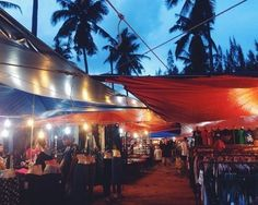 Kamala market.