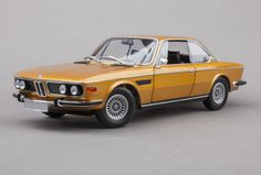BMW 3.0CSi - 1:18 Scale Diecast Model Car