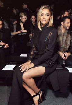 Ciara-- Best  Bob Hairstyles  for Black Women