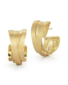 Elefantino Earrings - Roberto Coin