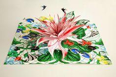 "Ilustre Natureza ilustrada em ""pop-ups"" • Jardim de Siguta •"