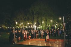 Romance dance floor setting Hello May Wedding Hire, Farm Wedding, Blue Wedding, Summer Wedding, Destination Wedding, Wedding Venues, Dream Wedding, Wedding Destinations, Forest Wedding