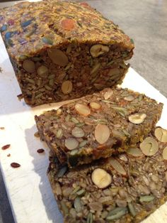 Steinalderbrød – food is my religion! No Bake Cake, Religion, Food And Drink, Keto, Baking, Desserts, Recipes, Cakes, Tailgate Desserts