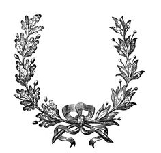 french+wreath+clip+art--graphicsfairy.jpg 1.420×1.349 pixels