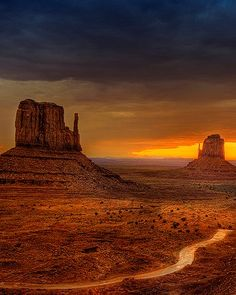 Monument Valley   A must see!!!  Pictures do not do this place justice!  The best time to view the monuments is at sunrise or sunset.  The most beautiful place on earth!!!