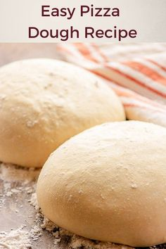 Make homemade Publix pizza dough in your own kitchen whenever you want. Simply add your favorite toppings to create a delicious homemade pizza! Pizza Dough Recipe Quick, No Yeast Pizza Dough, Best Pizza Dough, Pizza Dough Recipe With Butter, Home Made Pizza Crust, Doe Recipe, Pizza Cool, Fancy Pizza, Pain Pizza