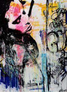 Peinture En Rêver, Par   JM Robert