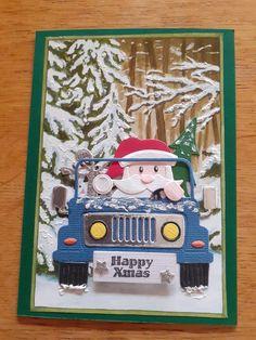 Elizabeth Craft Designs, Diy Cards, Handmade Cards, Christmas Cards, Christmas Ornaments, Marianne Design, Cricut, Advent Calendar, Lanterns