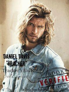"""Daniel Davis """"Tracker"""" — Tracker's End by Chantal Fernando"""