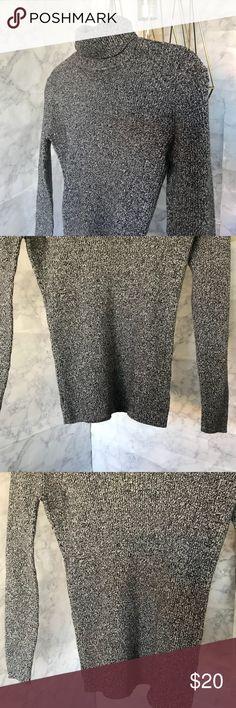 🎉 Liz Claiborne Gray Marble Turtle Neck Sweater! Liz Claiborne Gray Marble Turtle Neck Sweater! Liz Claiborne Sweaters
