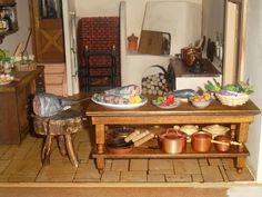 Sótano para una mansión - Matilde Mora miniaturas para casas de muñecas