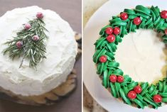 Green Christmas, Christmas Baking, Cake, Desserts, Recipes, Food, Tailgate Desserts, Deserts, Food Cakes